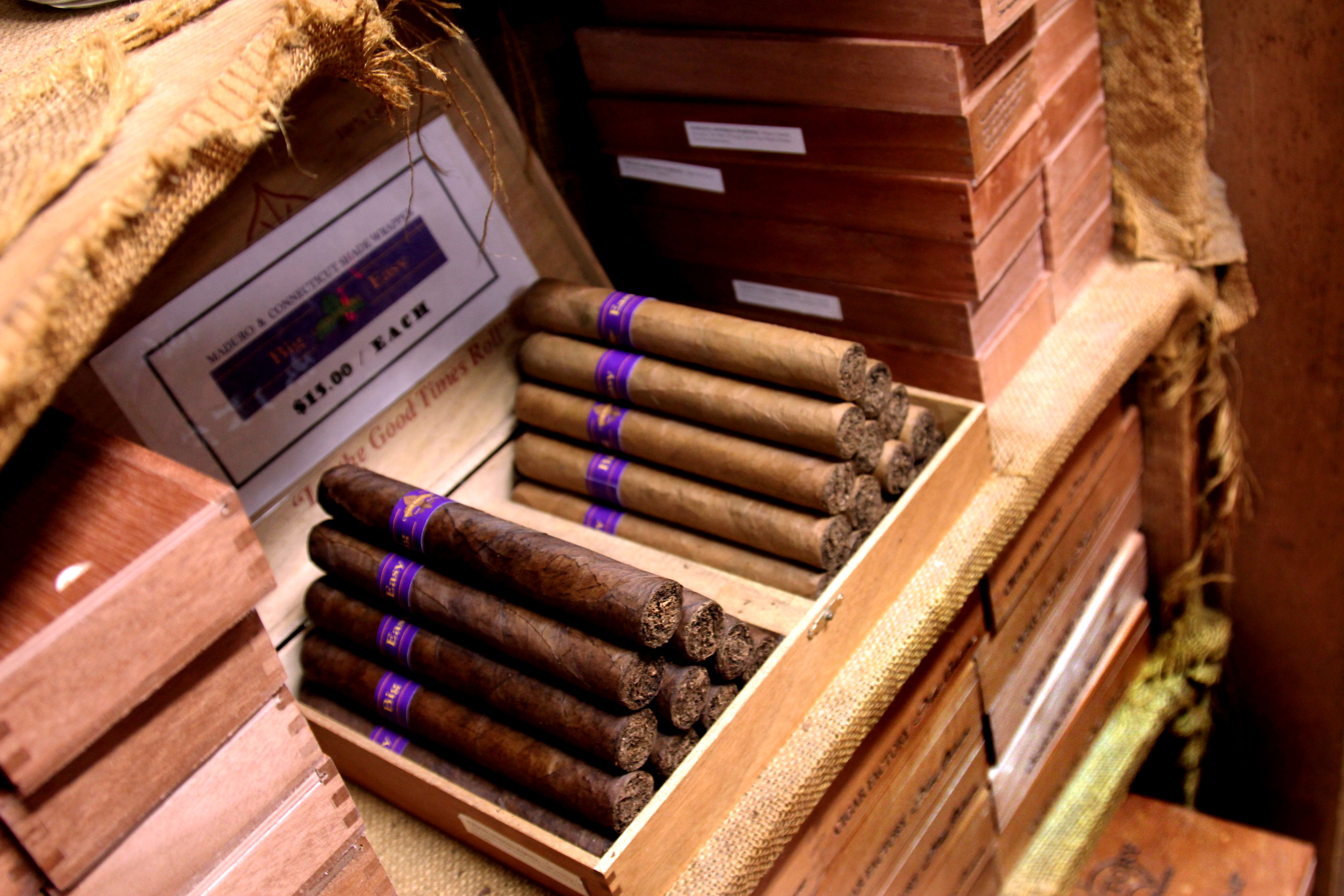 12-Cigar