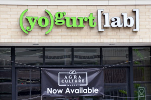 Yogurt Lab, near the intersection of Washington Ave SE and Union Street SE, opened in 2011. They are beginning to sell salads in stores through their Agra Culture Market brand.